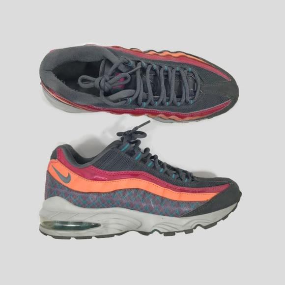 Nike Air Max 95 Premium Schuhe orange neon im WeAre Shop